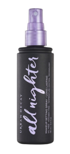 Urban Decay Face setting spray