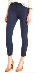 Gap navy pants